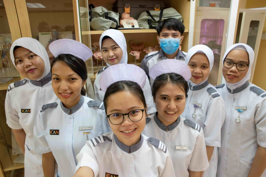 ICAN College Nursing