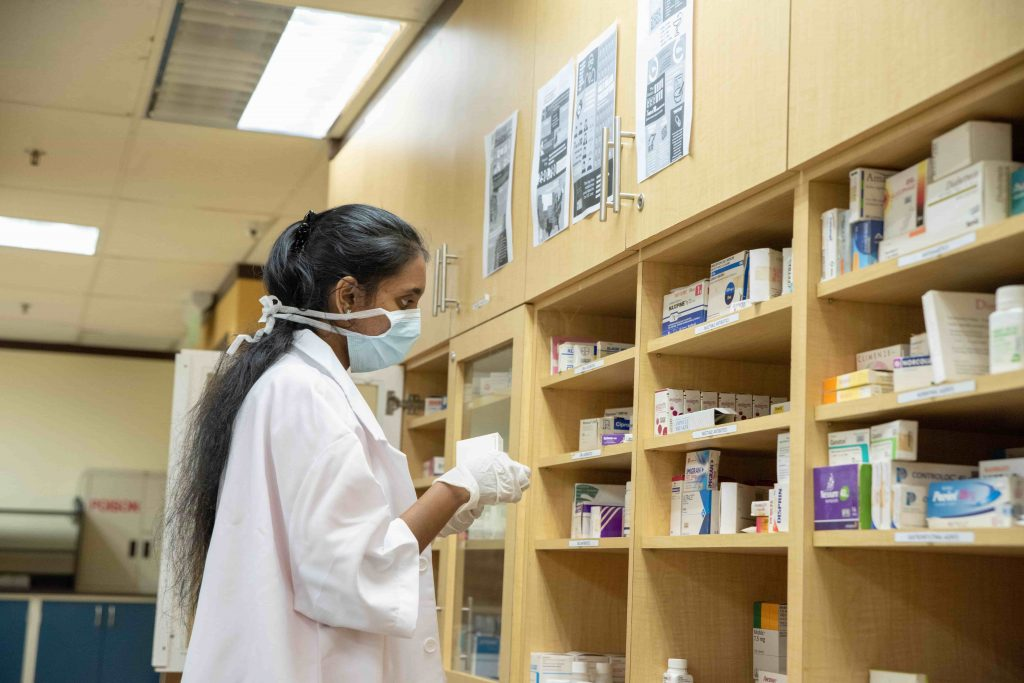 ICAN College Pharmacy
