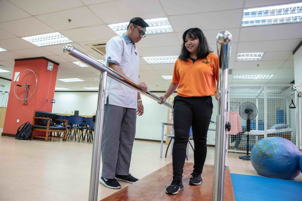 ICAN College Physiotherapy